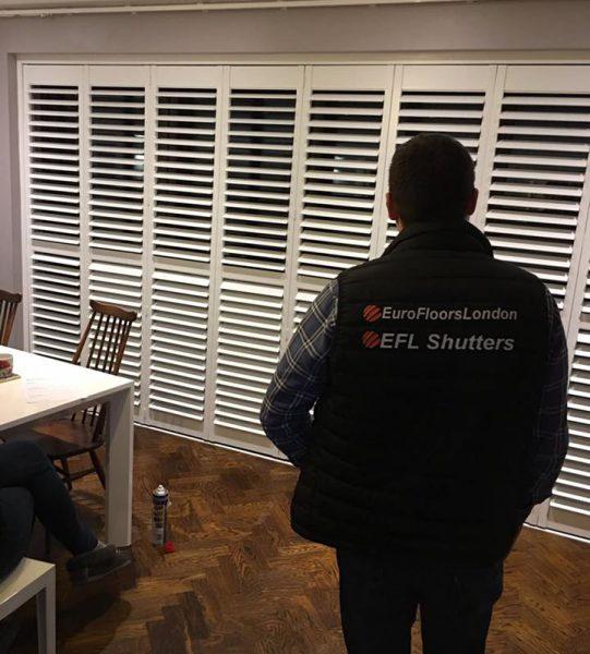 shutters installation 3
