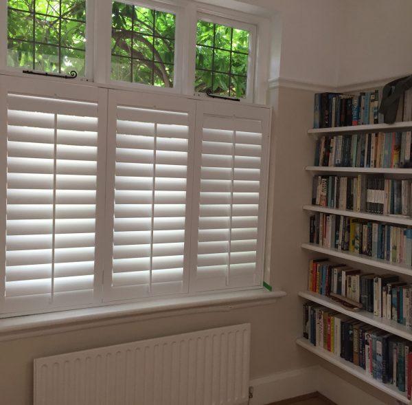 Cafe Style Window Shutters by EFL Shutters 5